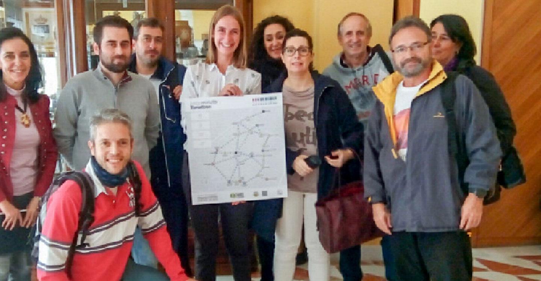 """""""Por dónde andan los Peques"""", proyecto piloto en Tomelloso a través de la Red de Ciudades que Caminan"""
