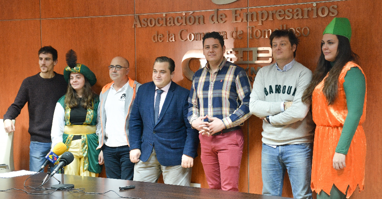 Ayuntamiento y empresarios colaborarán con los Reyes Magos en el reparto de juguetes