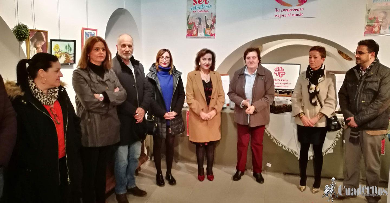 Abierto al público el rastrillo solidario de Cáritas Interparroquial en la Posada de los Portales