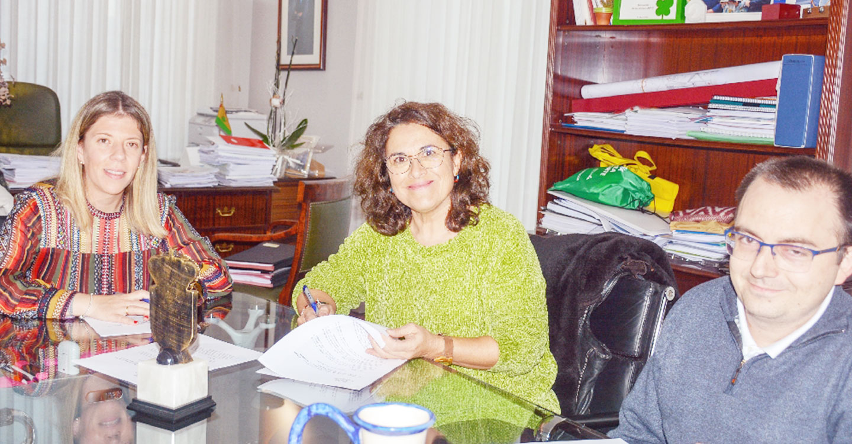 Ayuntamiento de Tomelloso y Fundación Kirira continúan estrechando lazos