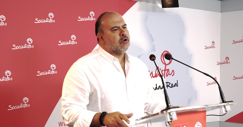 """Fausto Marín """"Al igual que el Gobierno de García-Page alejó la privatización del Hospital de Tomelloso y abrió su segunda planta, también construirá el nuevo Centro de Salud"""""""