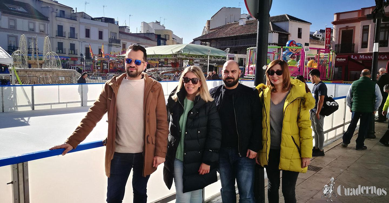 Arranque oficial de Tomelandia: La Feria de Navidad de Tomelloso