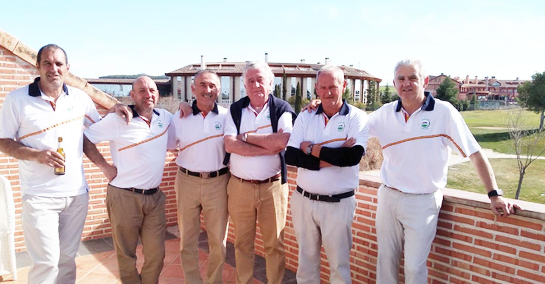 Comienza la Liga Senior de golf 2019 de Castilla La Mancha