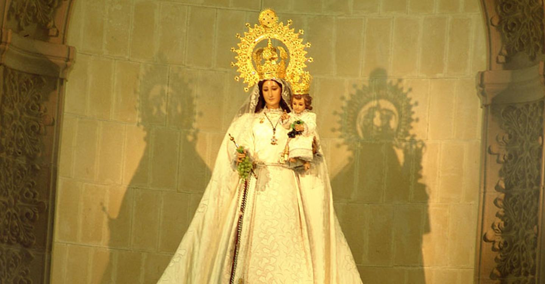 Historia y fe del linaje de la Virgen de las Viñas de Tomelloso