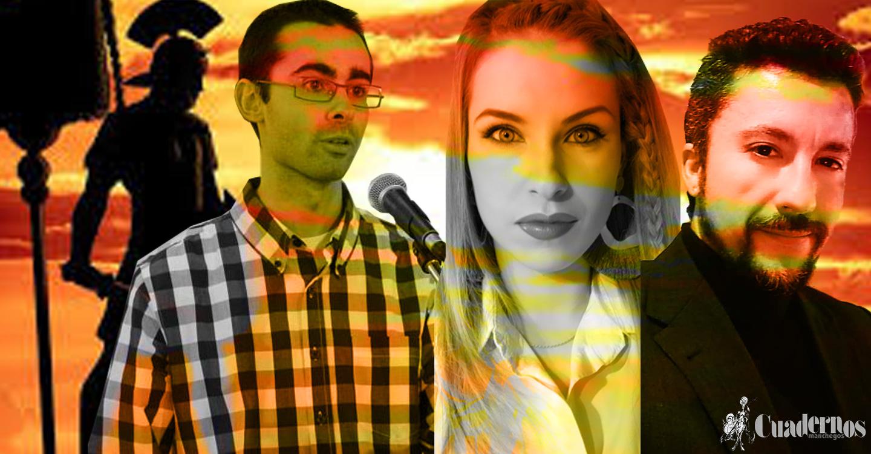 """Los tomelloser@s Daniel Cuadrado y Beatriz Pelayo impartirán dos conferencias en """"Arde Lucus"""""""