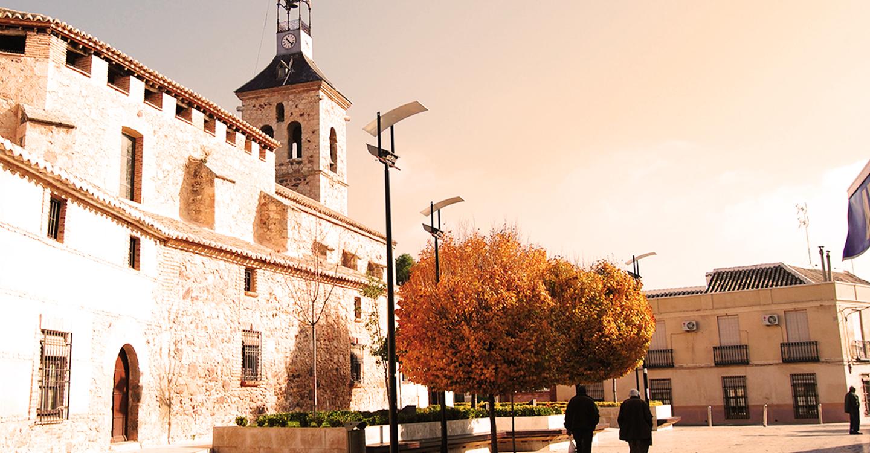 La Mancha en Madrid