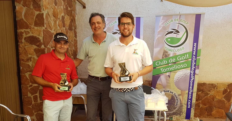Moreno y Martínez se imponen en el II Torneo Mostos Españoles