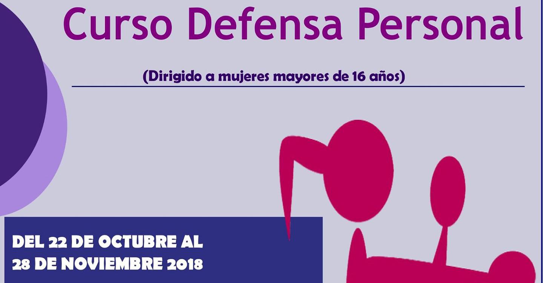 El Centro de la Mujer organiza un curso de defensa personal dirigido a mayores de 16 años
