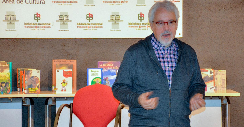 En marcha las jornadas infantiles de animación a la lectura de la Biblioteca