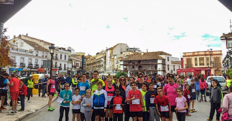 """Este fin de semana se celebra la XLI Carrera Popular Ciudad de Tomelloso Memorial """"Ángel Serrano"""""""