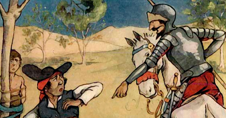 """Don Quijote de La Mancha: """"La aventura de Andrés"""""""