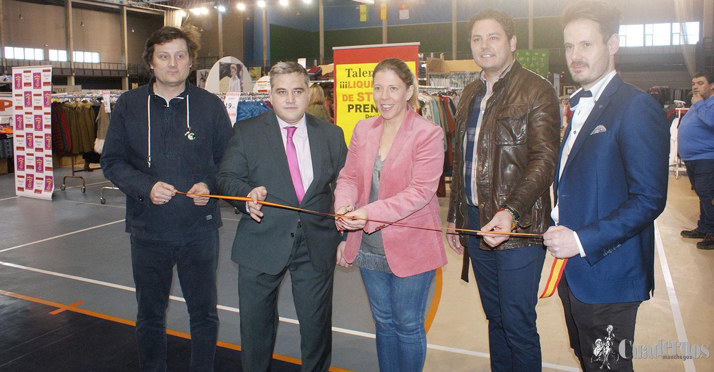 """Inauguración de Stockalia, la Feria del """"stock"""" con una gran afluencia de público"""