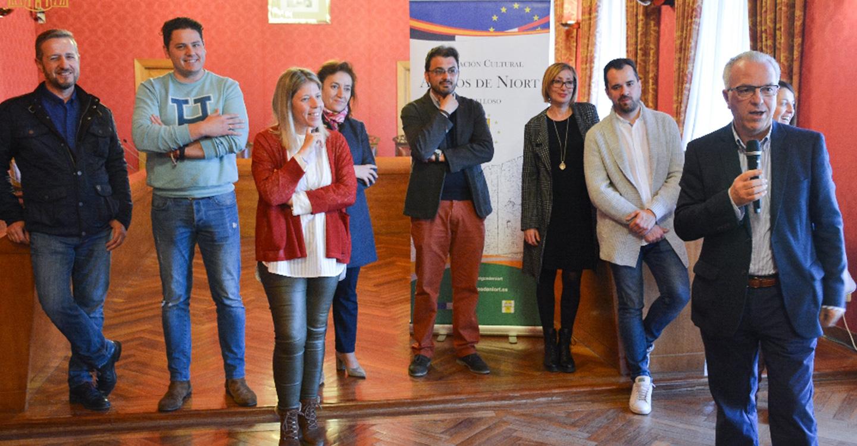 Ya están en Tomelloso los participantes en el 38 Intercambio Cultural Tomelloso-Niort
