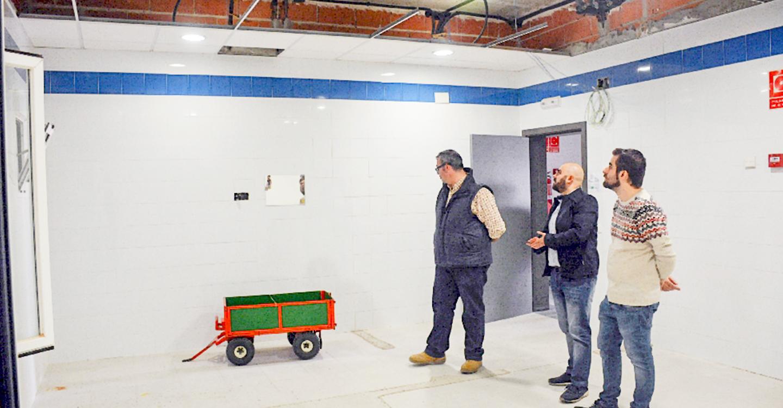 El plan de mantenimiento de edificios públicos llega a la Policía Local, la Escuela Infantil y el Conservatorio de Música