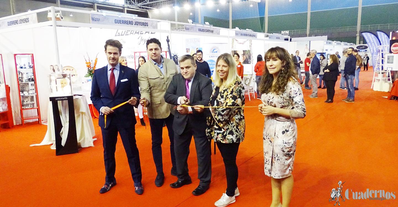 Inauguración de la I Feria