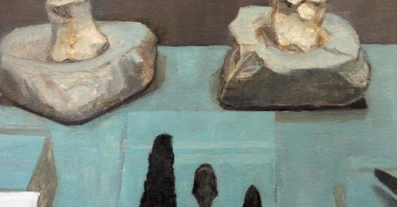 El viernes se inaugura una exposición de pinturas de Maryanne Wick