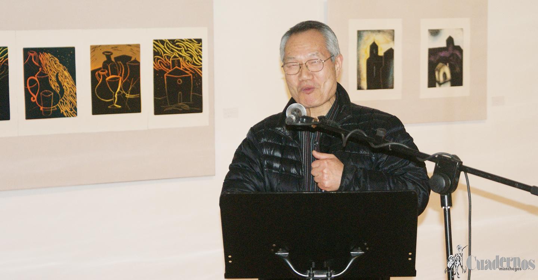 Novedosa y sorprendente Exposición del pintor japonés Yukihiro Abe