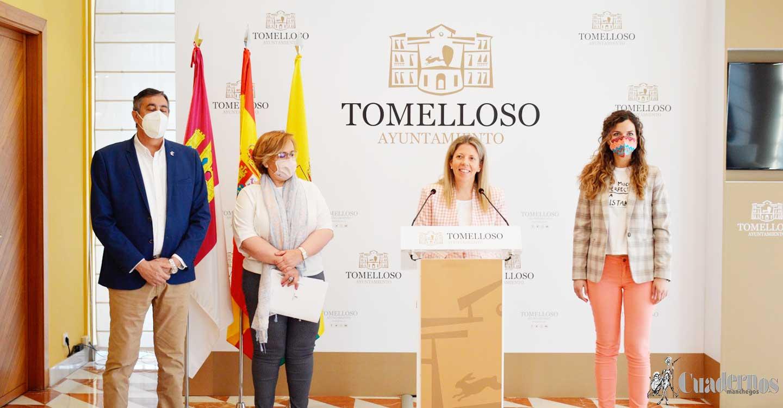 1.095.000 euros invertirá el Gobierno de Castilla-La Mancha en mejoras para centros de educación en Tomelloso