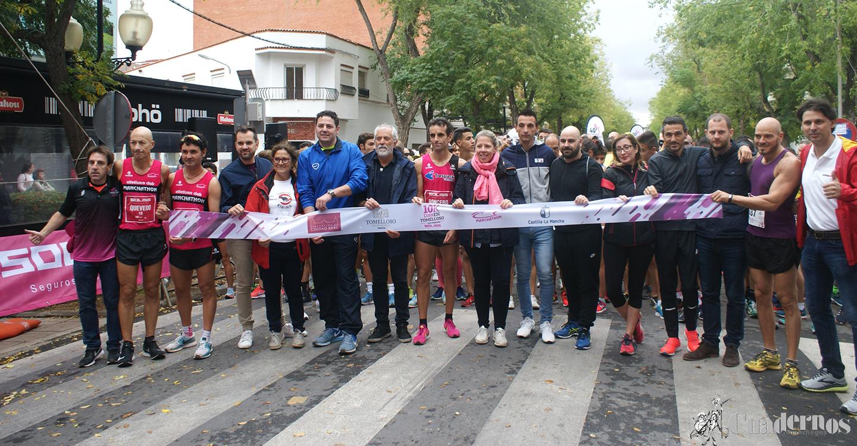Con una gran participación y una excelente organización se ha celebrado el segundo 10KcorrEnTomelloso, Gran Premio Soliss, con la destacada presencia de grandes atletas españoles de fama reconocida y una numerosa participación.