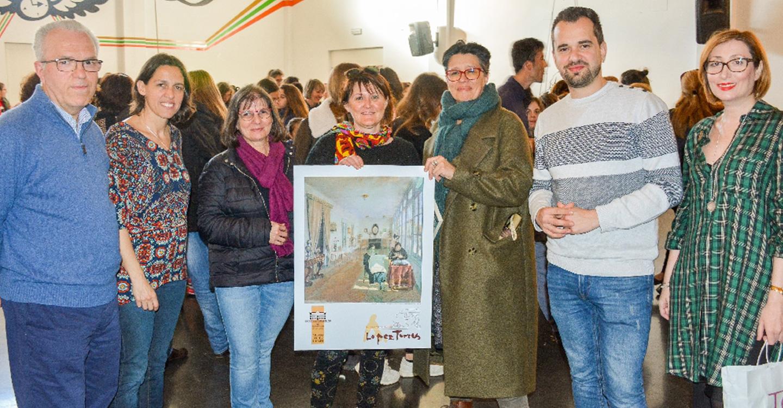 El Centro Joven acoge una jornada de hermandad entre las familias participantes en el intercambio con Niort