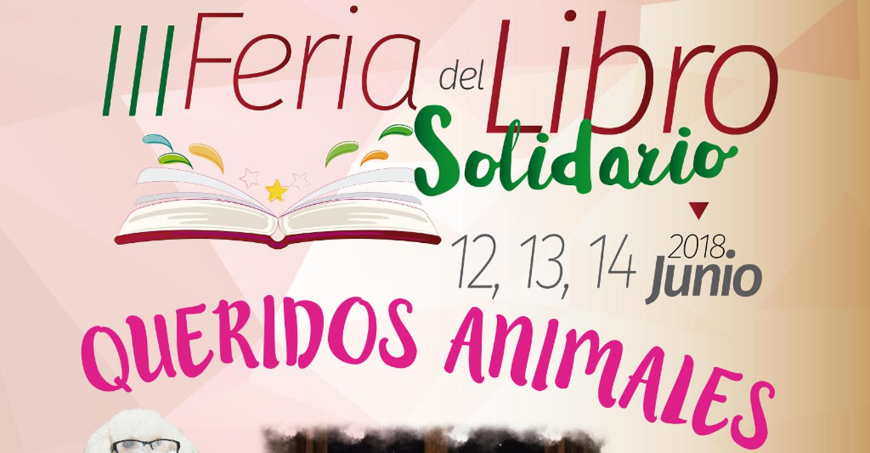 La III Feria del Libro Solidario de Tomelloso se inaugura mañana