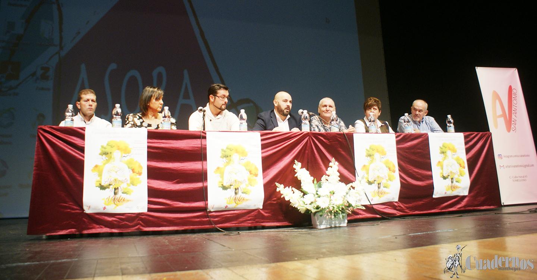 Inauguración Oficial de las III Jornadas Informativas Sobre Adicciones A.V. San Antonio/ASORA