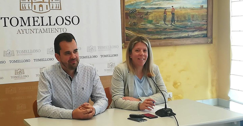 Ángel Pintado, Asora, Panaderos J. Sánchez y Ganaderos Manchegos Viñadores 2018