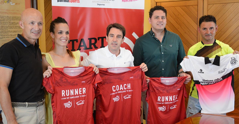 40 alumnos participan este año en el programa de entrenamiento Start to Run, que concluirá en octubre con la 10K CorreEnTomelloso
