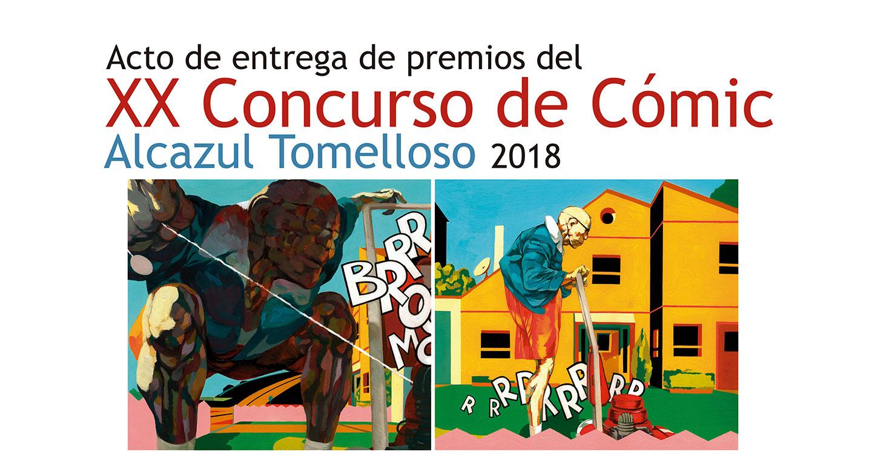 """El ilustrador Raúl Fernández Calleja, """"Raúl"""" será el artista invitado en el acto de entrega del premio del XX Concurso de Cómic"""