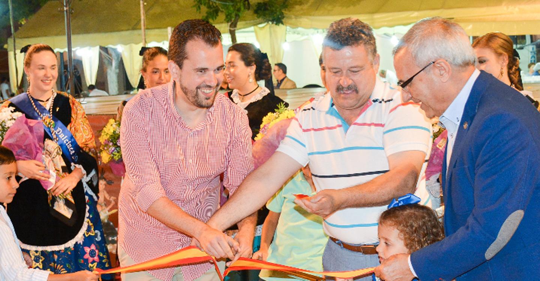 Hasta el lunes, el barrio del Carmen celebra sus fiestas patronales