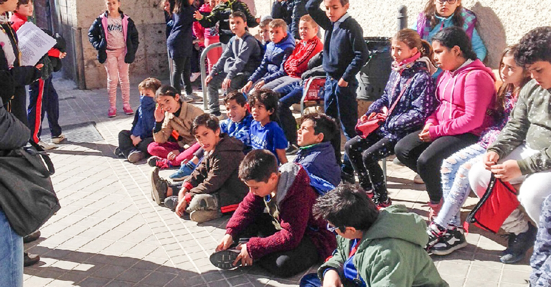 1.400 alumnos han participado en la Rutas Literarias de García Pavón