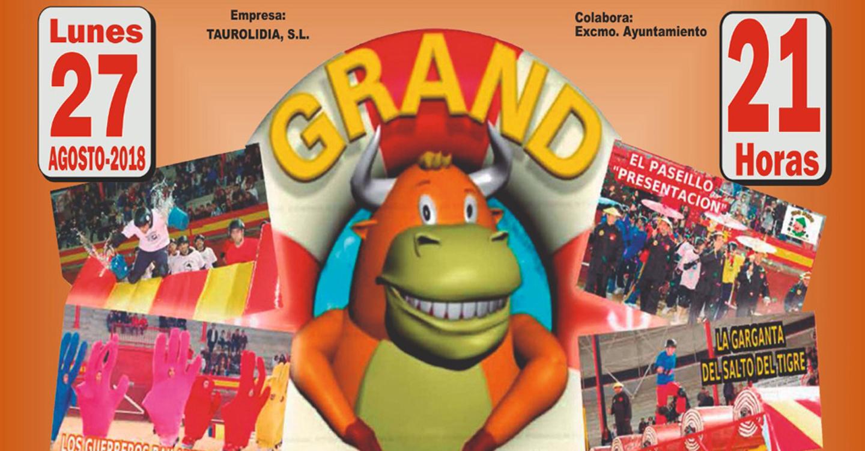 Abierto hasta el 22 de agosto el plazo de inscripción para participar en el Grand Prix
