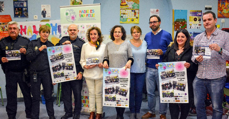 El Ayuntamiento aporta 6.600 € y la cesión de instalaciones para su proyecto estrella: la ludoteca del barrio San Antonio