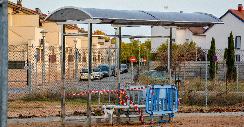 Las paradas del bus urbano contarán con dos nuevas marquesinas