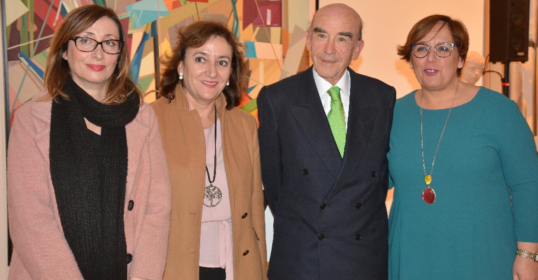 """Montse Moreno destaca la importancia de """"defender y proteger"""" las iniciativas culturales desde los poderes públicos"""