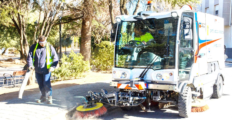 El Ayuntamiento continúa avanzando en materia de limpieza