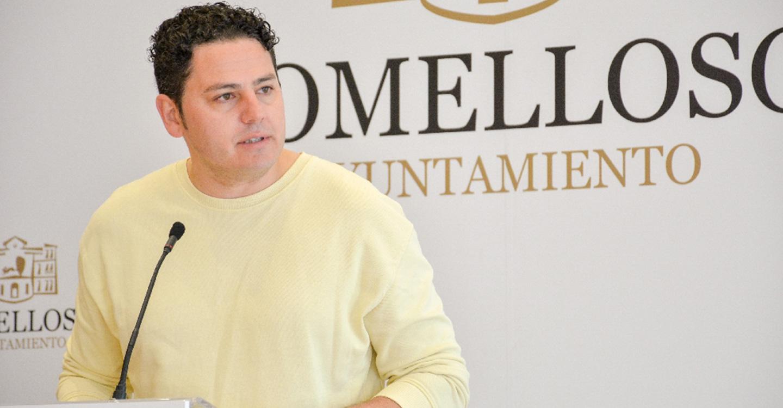 Iván Rodrigo presenta las actividades de primavera del Área de Deportes