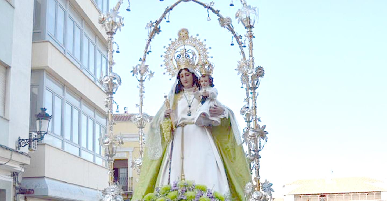 La Virgen De Las Viñas Ya Está En Tomelloso
