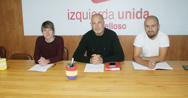 Izquierda Unida elije a Rafael Quesada candidato a las próximas elecciones municipales.