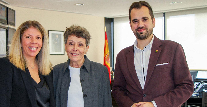 La Alcaldesa se reúne con RTVE de cara al I Centenario del nacimiento de García Pavón