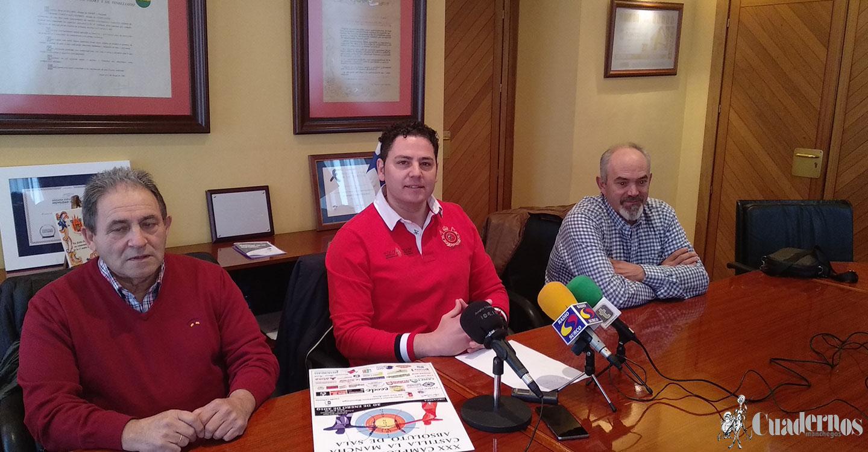 Tomelloso celebrará el Concurso Regional absoluto de Sala de Tiro con arco