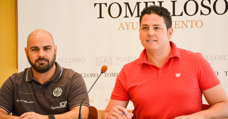 Iván Rodrigo anuncia la concesión de seis becas a deportistas de élite