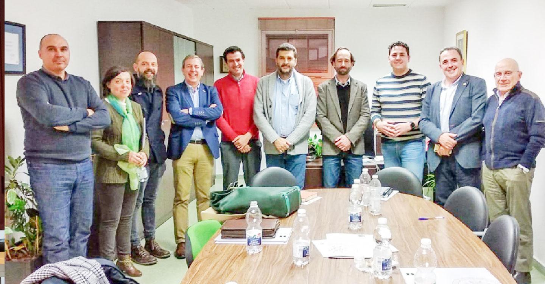 Tomelloso participa por primera vez en la Junta Rectora de la UNED
