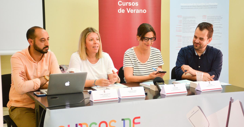 """Este fin de semana a tenido lugar en Tomelloso un curso de verano de la UCLM,  """"Luz, color y tiempo"""""""