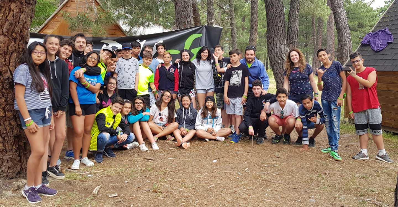 Adolescentes de Tomelloso participan en los campamentos juveniles de EMPU-G