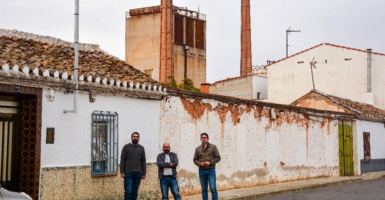 El Ayuntamiento invierte en el barrio La Esperanza a través de eficiencia energética