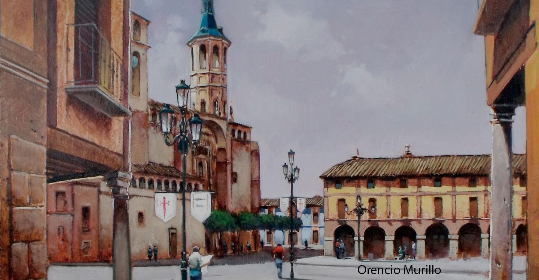 Los vínculos del sol y el azafrán en la musical Villa de La Solana con su alcalde Luis Díaz-Cacho