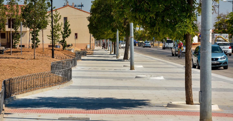 Finalizada la Fase-3 de la avenida Juan Carlos I