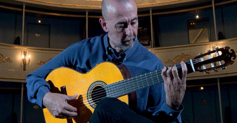 """Óscar Herrero actuará en Tomelloso este jueves 21 de junio en el Teatro Municipal con """"Guitarra Flamenca en Concierto"""""""