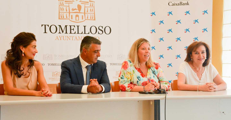 La Obra Social de La Caixa colaborará con 3.000 € en el proyecto de Guardería de Vendimia de Servicios Sociales